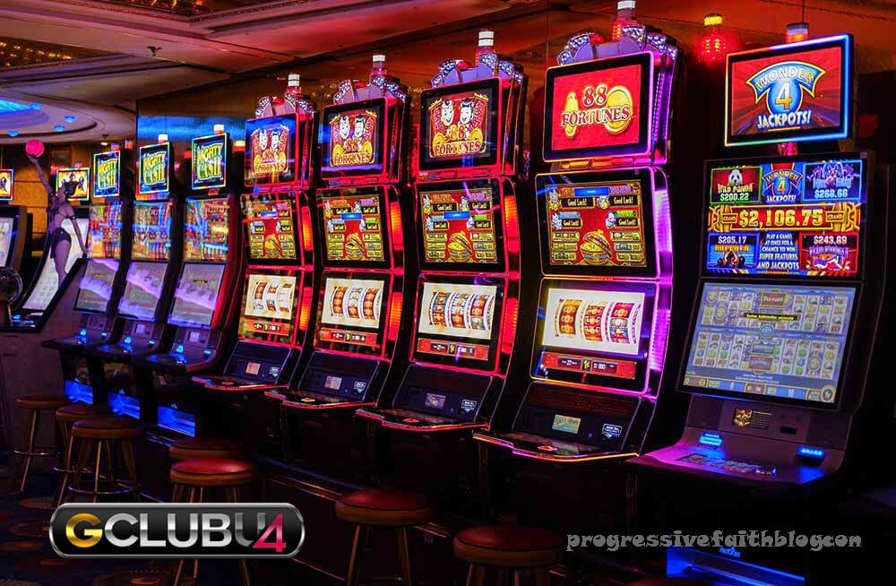 ทำไมถึงต้องเลือกเล่น สล็อตกับ Gclub Slot ? เพราะเกมสล็อตของเราแจ๊กพ็อตแตกง่ายมาก ภาพสวยตระการตา และมีให้เลือกมากกว่า 1,000 เกมส์